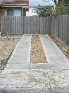 Concrete - what we had